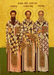 Three Hierarchs