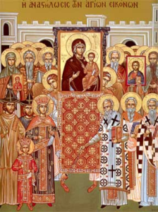 Sunday of Orthodoxy 2