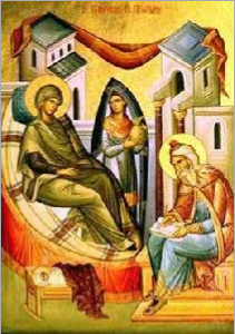 Nativity of John the Forerunner