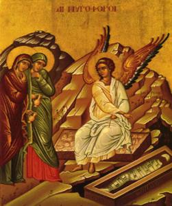 Sunday of the Myrrhbearers