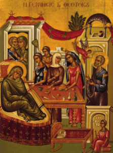 Nativity of the Holy Theotokos