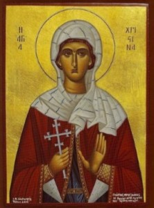 Great Martyr Christina