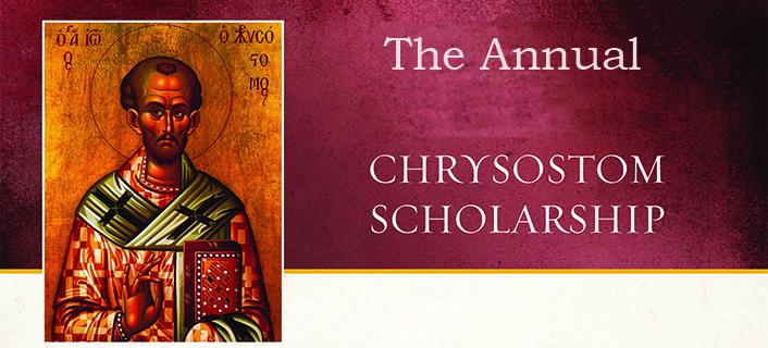 chrysostom_scholarship_706x320