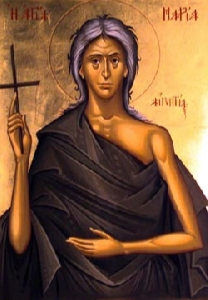 St. Mary of Egypt