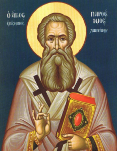 Parthenius_Bishop of Lampsacus