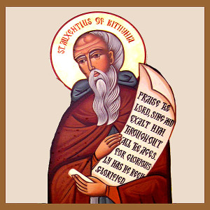 St. Auxentius of Bithynia